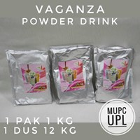 Jual Soft Drink Minuman Bubuk Vaganza Powder Drink Berbagai Rasa