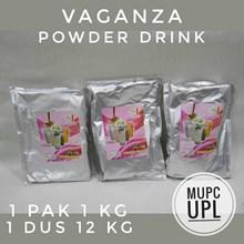 Soft Drink Minuman Bubuk Vaganza Powder Drink Berbagai Rasa