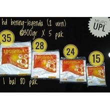 Kantong Plastik Legenda 2 wr ukuran 35 / 28/  24 / 15
