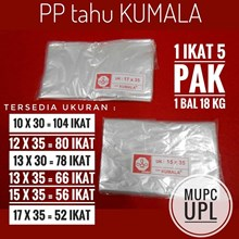 PP Plastic Know Kumala Various Sizes