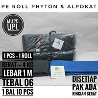 Plastik HDPE PE ROLL PHYTON DAN ALPOKAT 1