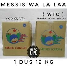 Messis Wa La Laa Chocolate and Color