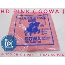 Plastik HD PINK GOWA UK 30