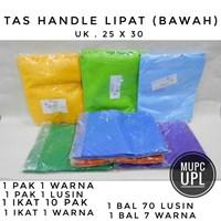 Jual Tas Handle Lipat Bawah tersedia ukuran 25x30
