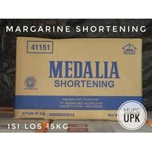 Margarin shortening medalia