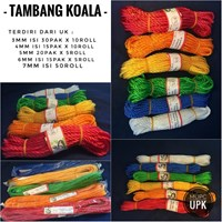 TALI TAMBANG KOALA