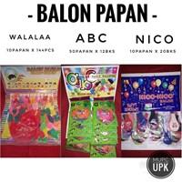 BALON PAPAN
