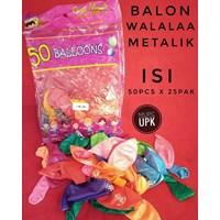 Balon WALALA METALIK