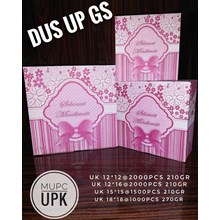 dus kue up