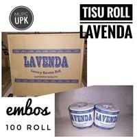 Tisu roll lavenda