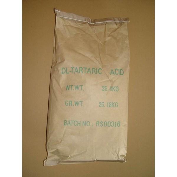DL-Tartaric acid ( Asam Tartar )