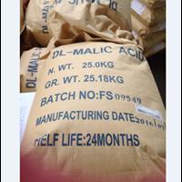 Jual DL-Malic Acid 25 Kg