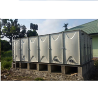 Clean Water Tank 48Cbm - Papua Swimming Pool 1