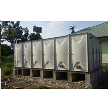 Clean Water Tank 48Cbm - Papua Swimming Pool