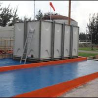 Jual Chemical Tank 16Cbm (2X4x2mh) - Pertamina Balikpapan