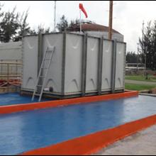 Chemical Tank 16Cbm (2X4x2mh) - Pertamina Balikpapan