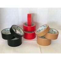 Jual Lakban Kain / Cloth Tape / Bahan Insulator Dan Isolasi 24Mm 2