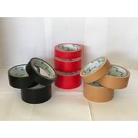 Jual Lakban Kain / Cloth Tape / Bahan Insulator Dan Isolasi 24Mm