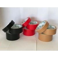Distributor Lakban Kain / Cloth Tape / Bahan Insulator Dan Isolasi 24Mm 3