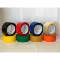 Jual Lakban Warna / Opp Coloured Tape / Bahan Insulator Dan Isolasi 48Mm 2