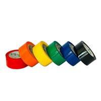 Lakban Warna / Opp Coloured Tape / Bahan Insulator Dan Isolasi 48Mm 1