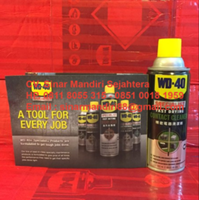Contact Cleaner Wd40