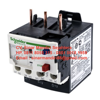Jual Thermal Overload Relay Schneider