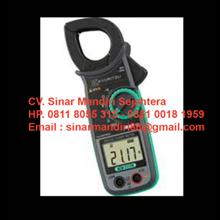 Tang Ampere Digital / Clamp Meter Kyoritsu KEW 2200 1000A AC Digital