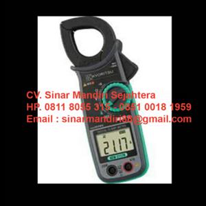 Sell Tang Ampere Digital / Clamp Meter Kyoritsu KEW 2200
