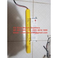 Lampu Emergency / Battery Power Pack Emergency Lamp For TL-D 18W & 36W 4500 MAH