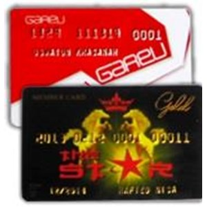 Cetak ID Card Emboss