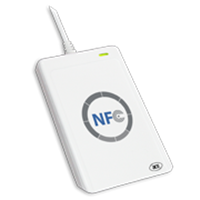 Smart Card Reader ACR122U NFC 1