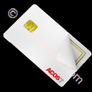 Smart Card Antarmuka Dual ACOS7
