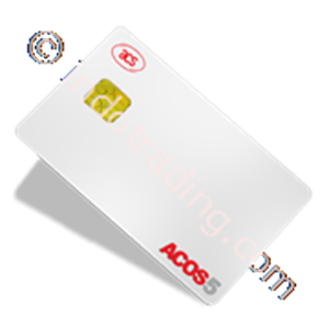 Smart Card Cryptographic ACOS5