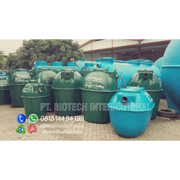 Septic Tank Biotech 58