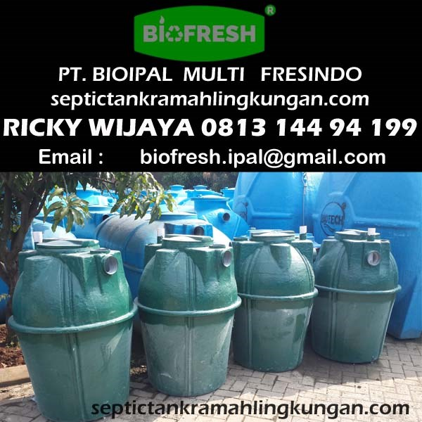 Septic Tank Biotech 45