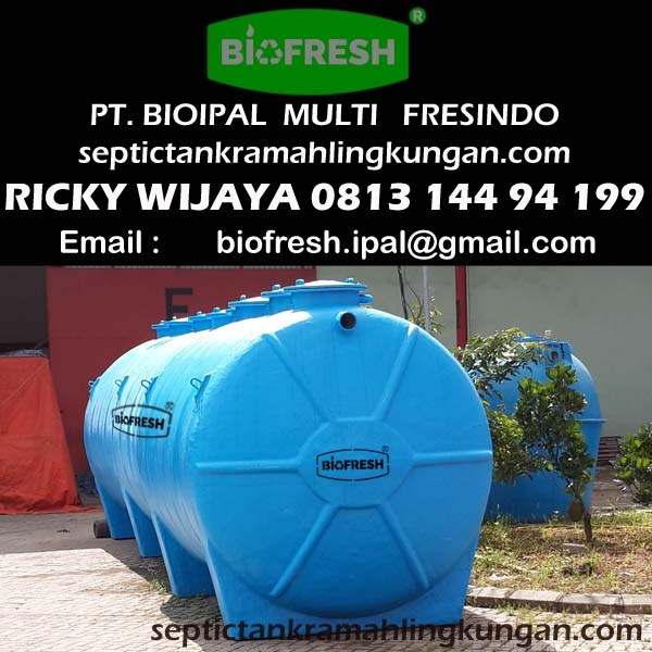 Septic Tank Biotech RCX Series