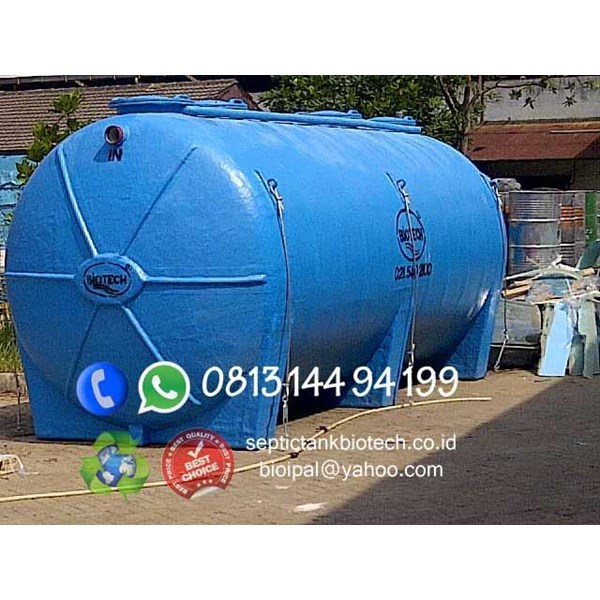 Biotech STP (Sewage Treatment Plant) RCO