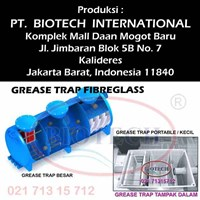 Jual Grease Trap