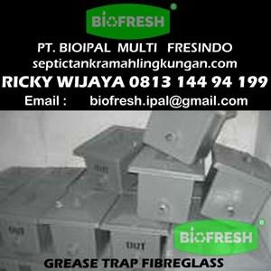 Grease TRap Box PORTABLE