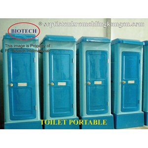 Toilet Portable Type A