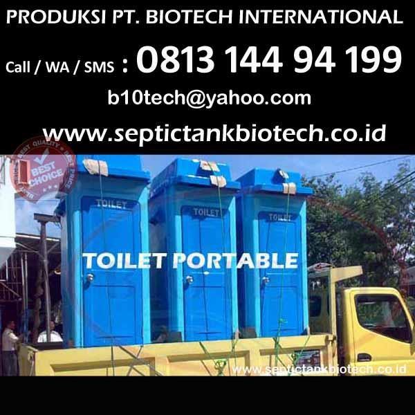 Type A Portable Toilet