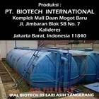 IPAL Biotech Untuk rumah sakit puskesmas dan klinik 3