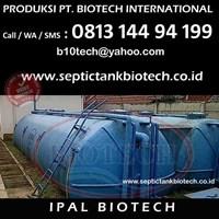 Jual IPAL Biotech Untuk rumah sakit puskesmas dan klinik