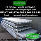 Atap Fibreglass Rooflight 1