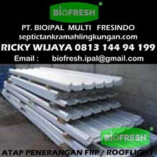 Fibreglass Roofing Rooflight