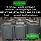 Tangki Tanam Fibreglass ground tank 1