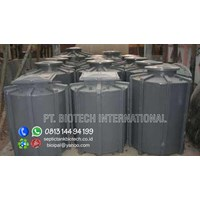 Tangki Tanam Fibreglass ground tank