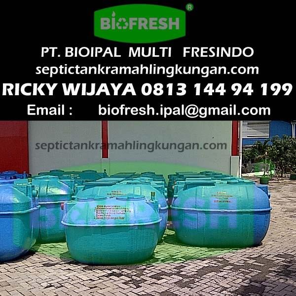 Fibreglass Gas Scrubber Wastewater Treatment