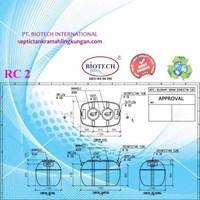 Jual Septic Tank Biotech RC 2 2